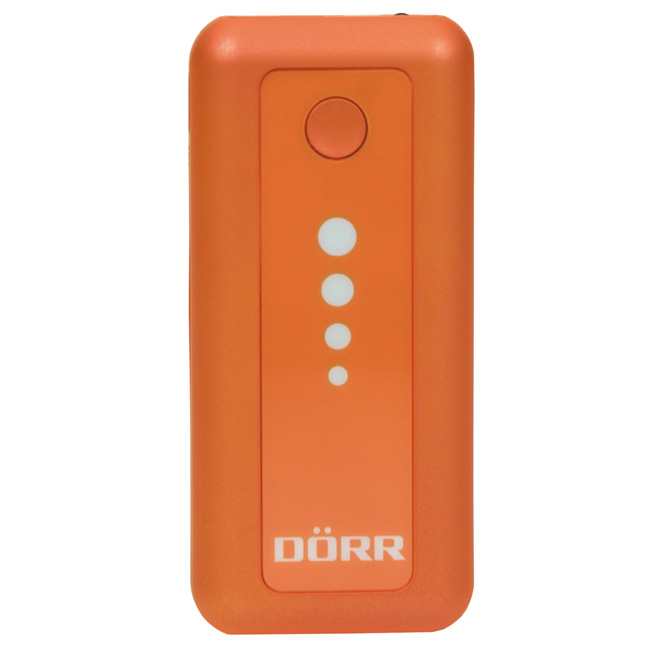 Powerbank 4400mAh orange